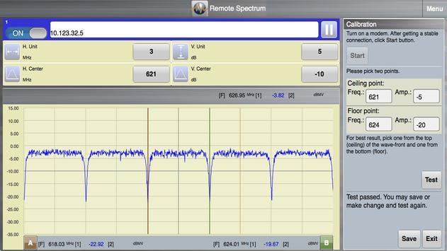 Remote Spectrum screenshot 4