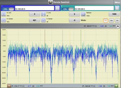 Remote Spectrum screenshot 5