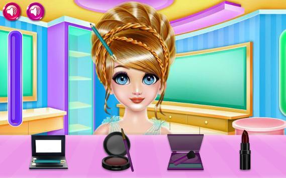 Little Girl Braided Hairstyles screenshot 7