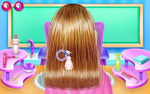 Little Girl Braided Hairstyles screenshot 1