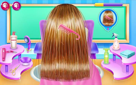 Little Girl Braided Hairstyles screenshot 2