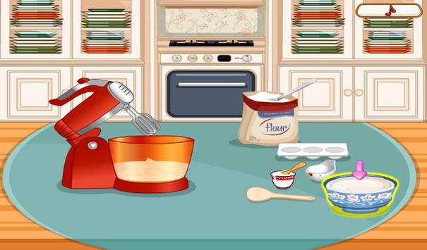 Cooking Frenzy - Homemade Donuts Game screenshot 2