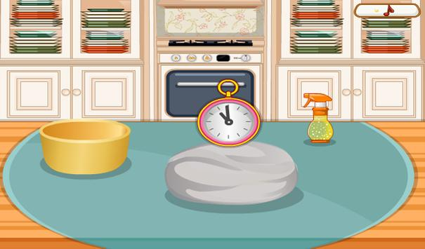 Cooking Frenzy - Homemade Donuts Game screenshot 3