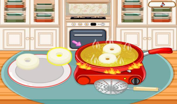 Cooking Frenzy - Homemade Donuts Game screenshot 6