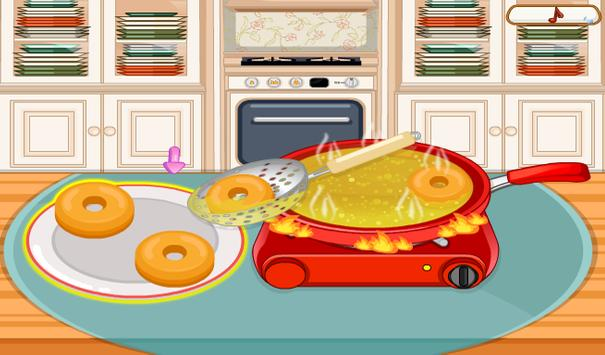 Cooking Frenzy - Homemade Donuts Game screenshot 7