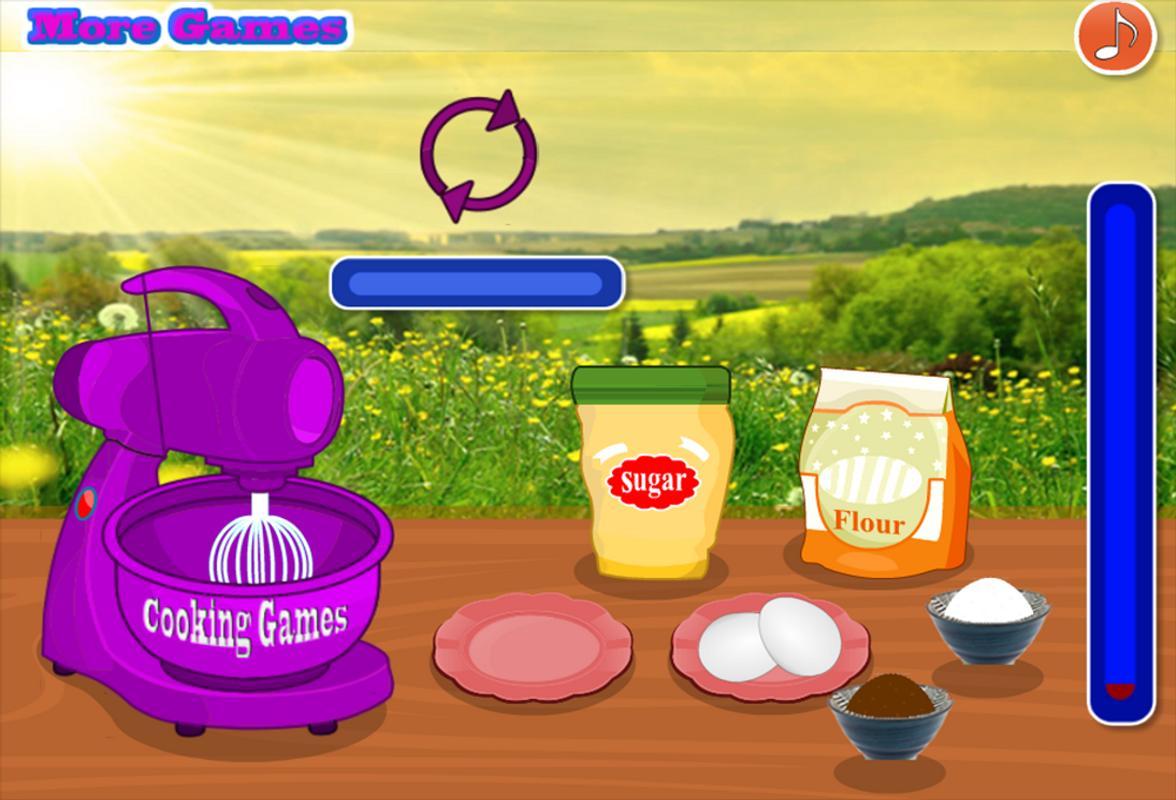 Cocinar Juego Para Ninas Juegos Cocinar Pastel For Android Apk