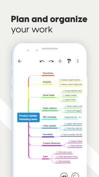 Mind Map & Concept Map Maker - Mindomo screenshot 4