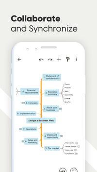 Mind Map & Concept Map Maker - Mindomo screenshot 6
