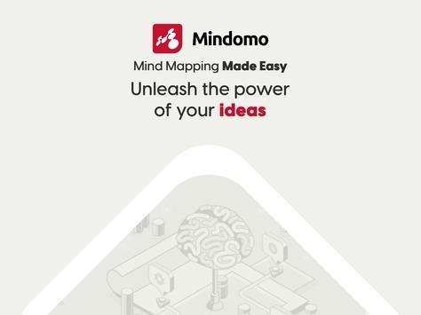 Mind Map & Concept Map Maker - Mindomo screenshot 8
