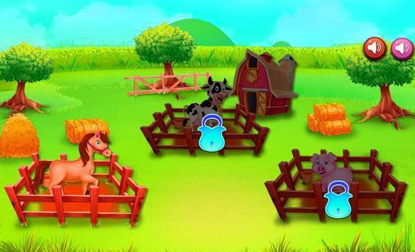 Farm Cleaning Animal screenshot 7