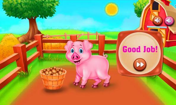 Farm Cleaning Animal screenshot 13