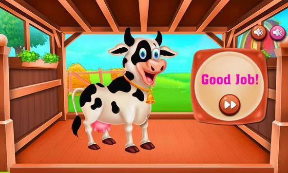 Farm Cleaning Animal screenshot 11