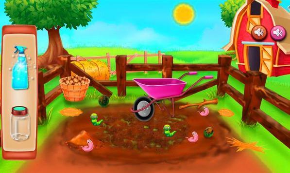 Farm Cleaning Animal screenshot 12