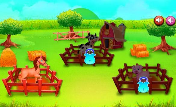 Farm Cleaning Animal screenshot 14