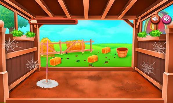 Farm Cleaning Animal screenshot 3