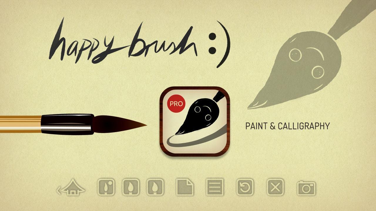Calligraphy Brush :) poster