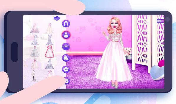 العاب بنات بدون نت تلبيس ومكياج screenshot 5