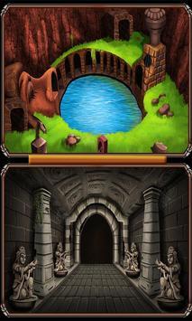 100 Portes - Aura Room Escape capture d'écran 4