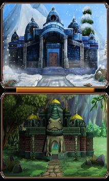 100 Portes - Aura Room Escape capture d'écran 7