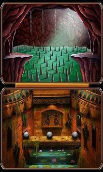 100 Portes - Aura Room Escape capture d'écran 1