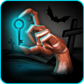 Halloween Escape Mystery Room - The Dark Fence icon