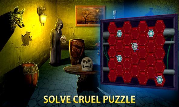 Halloween Escape Mystery Room - The Dark Fence screenshot 12