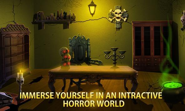 Halloween Escape Mystery Room - The Dark Fence screenshot 17