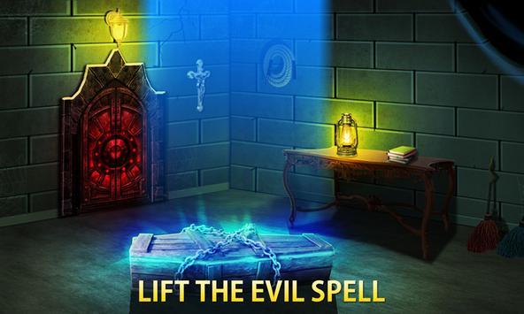 Halloween Escape Mystery Room - The Dark Fence screenshot 14