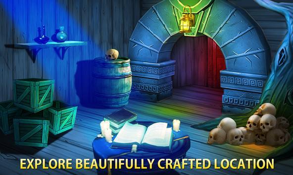 Halloween Escape Mystery Room - The Dark Fence screenshot 18