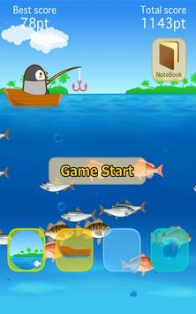 Fishing Game by Penguin + poster