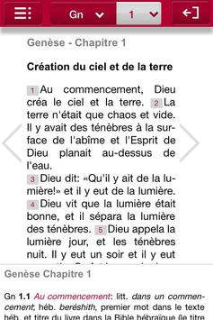 Bible d'étude Segond 21 海报