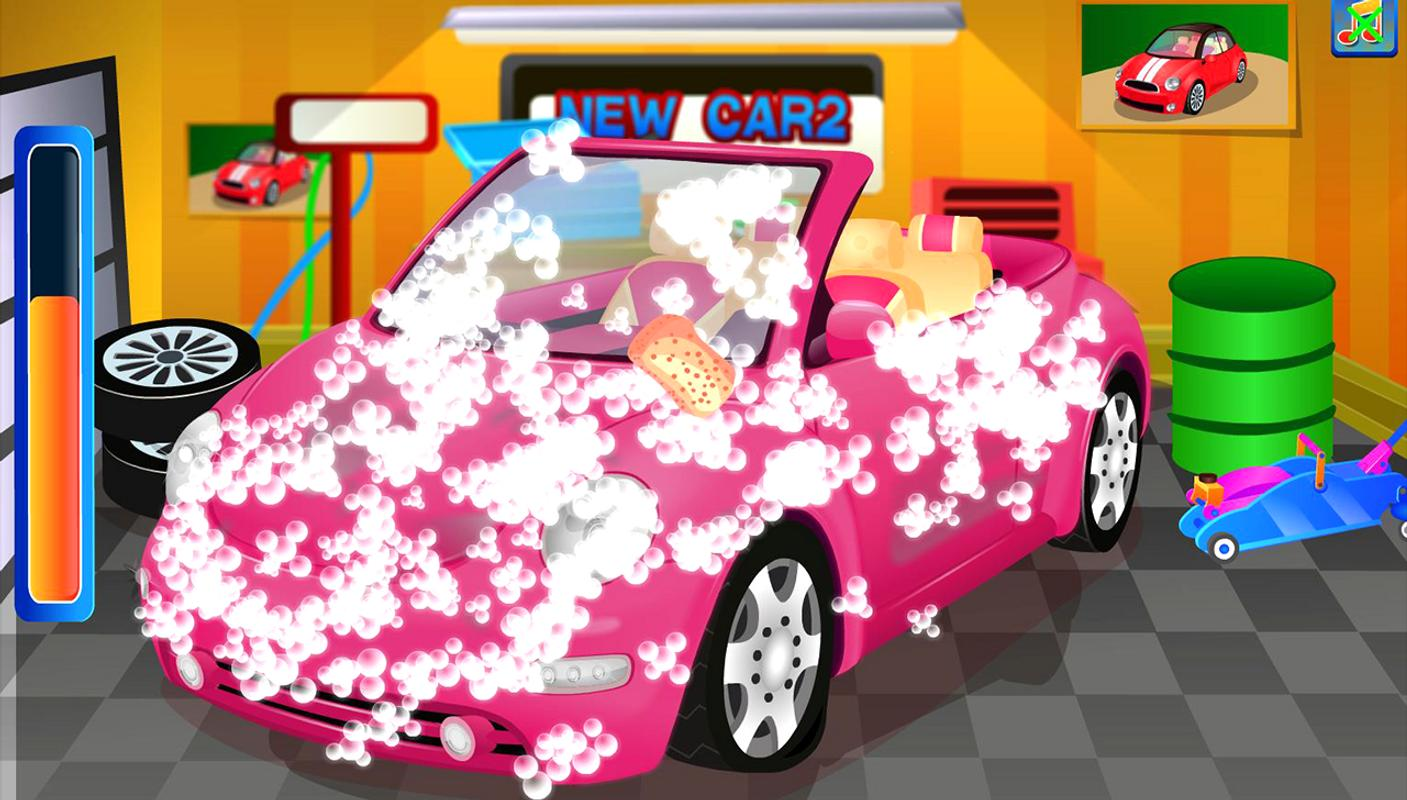 Super Car Wash For Android