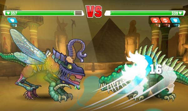 Mutant Fighting Cup 2 تصوير الشاشة 2