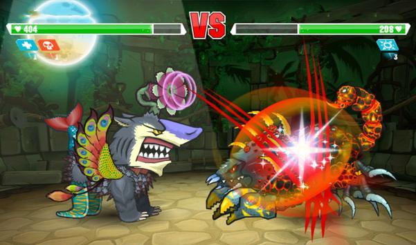 Mutant Fighting Cup 2 تصوير الشاشة 4
