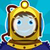 Underwater Treasures: Cogwheels and Submarines ikona