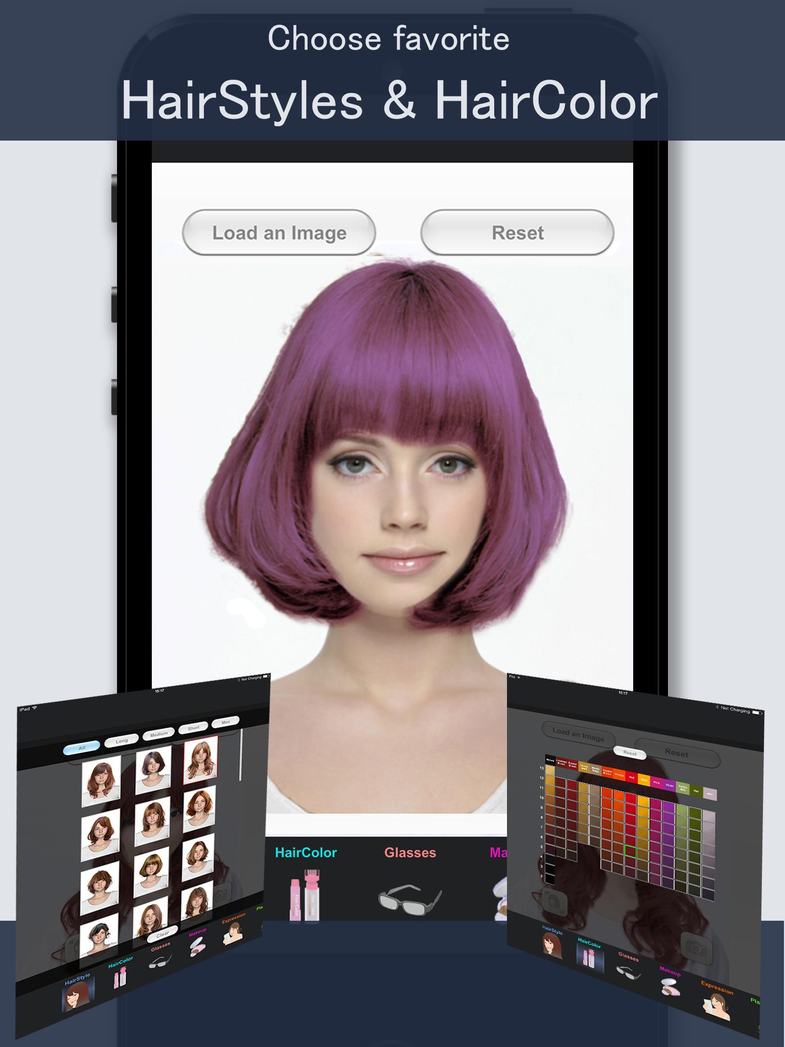 Coiffure Simulateur Simfront Pour Android Telechargez L Apk