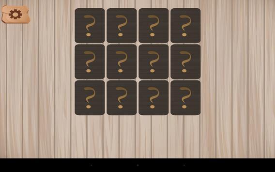Alphabet Memory Cards ABC screenshot 9