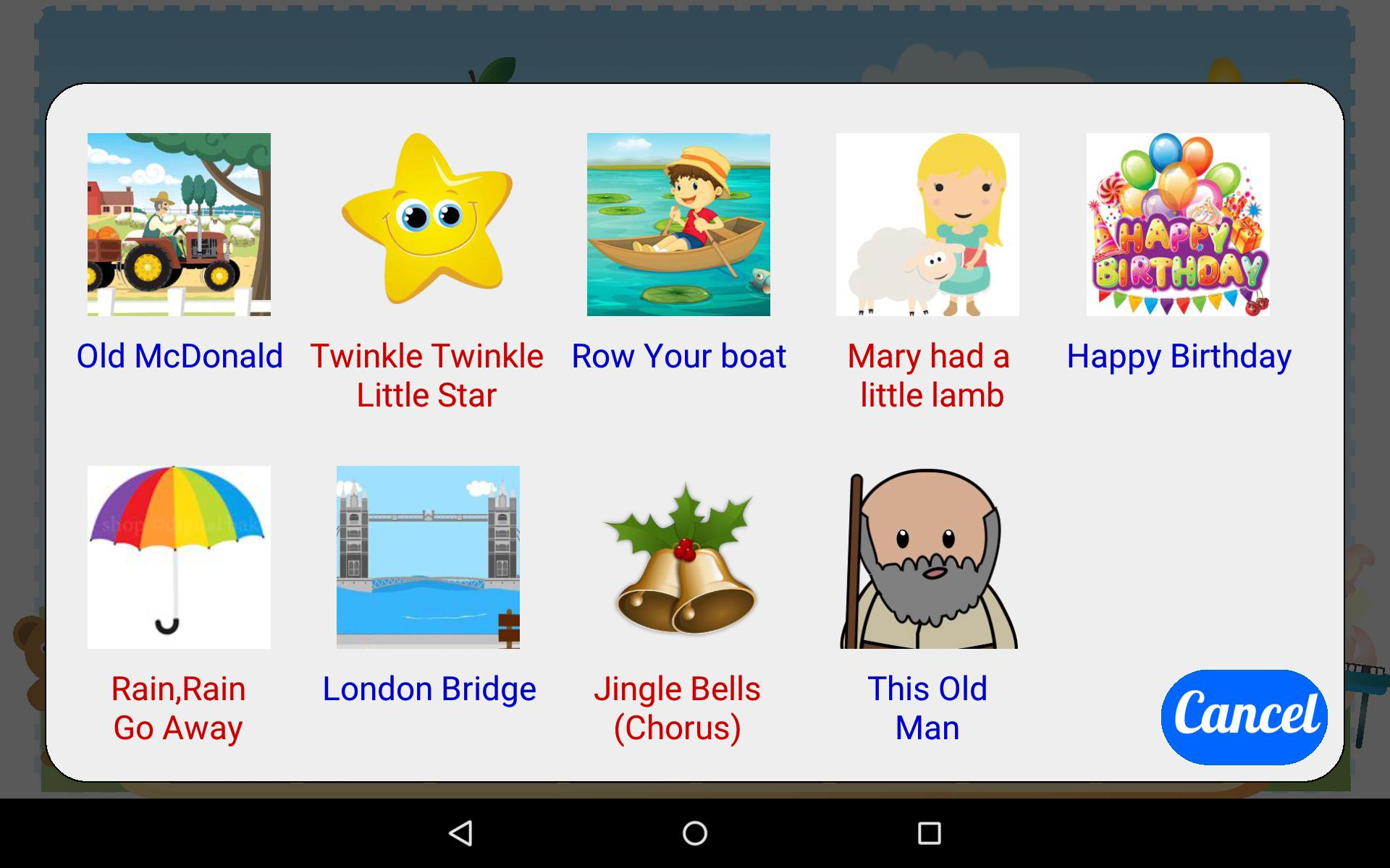 Fun Animal Piano Teacher For Android Apk Download
