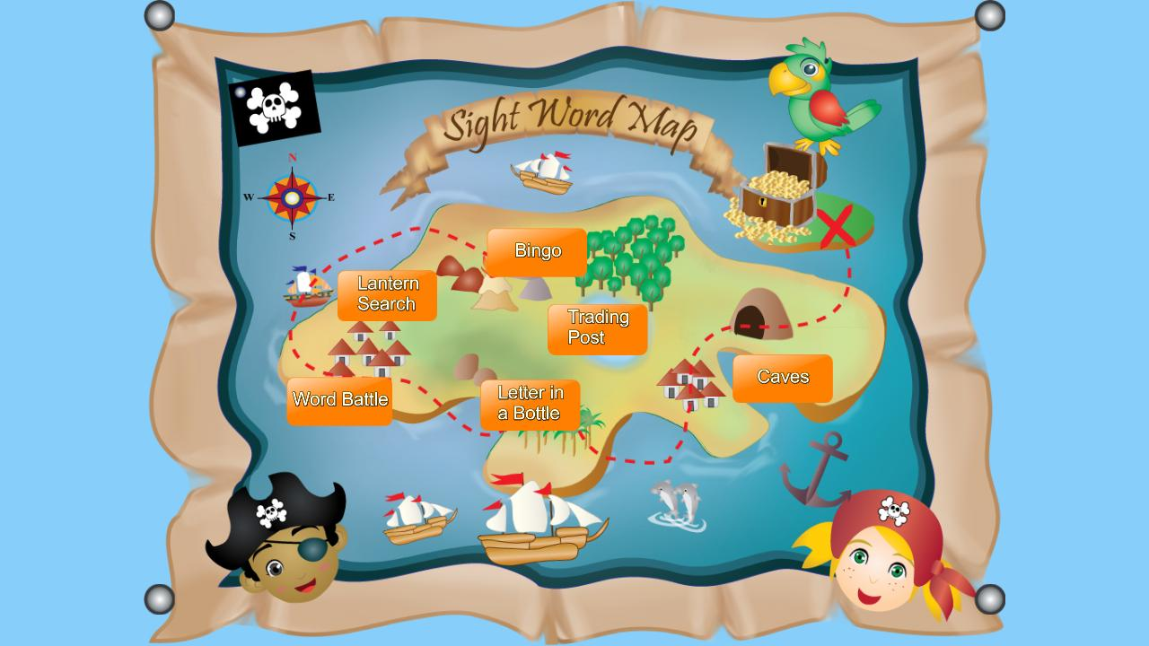 Sight Words Reading Games for Android - APK Download