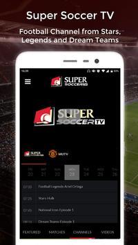 Super Soccer TV screenshot 1