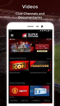 Super Soccer TV screenshot 3