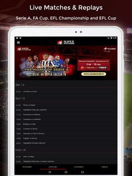 Super Soccer TV screenshot 6