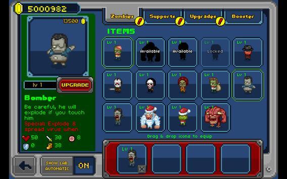 Infectonator captura de pantalla 12