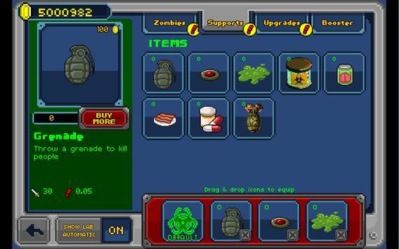 Infectonator captura de pantalla 19