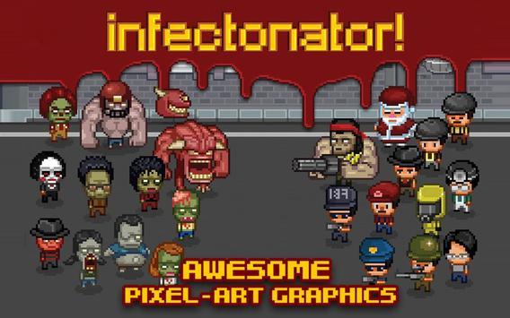 Infectonator captura de pantalla 7