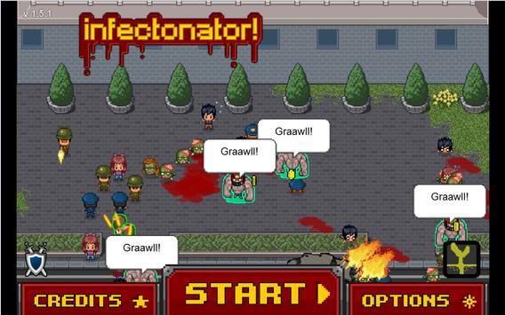 Infectonator captura de pantalla 8