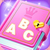 Preschool Learning: Princess icon