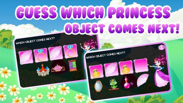 Preschool Learning: Princess screenshot 11