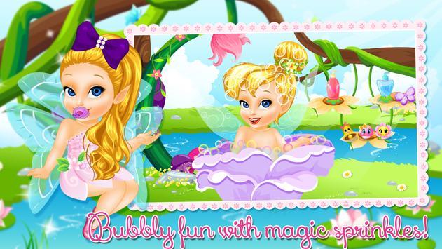Baby Tinkerbell Care screenshot 1