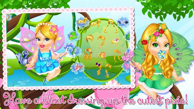 Baby Tinkerbell Care screenshot 8